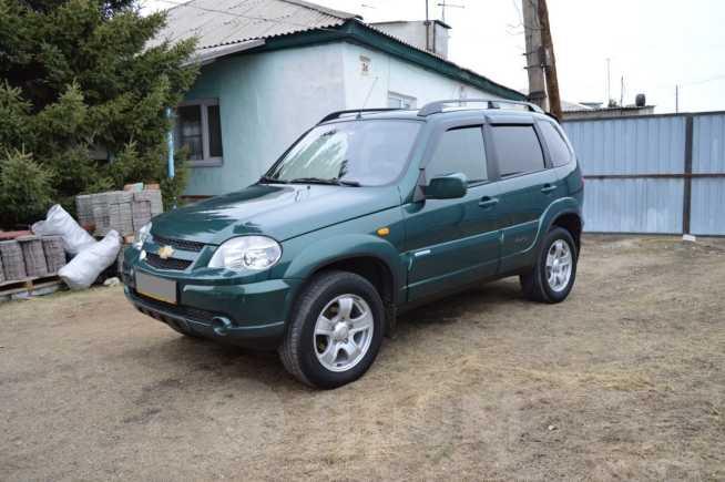 Chevrolet Niva, 2010 год, 348 000 руб.