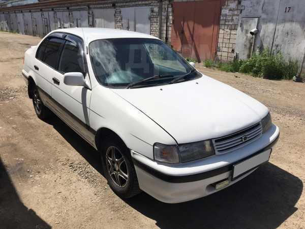 Toyota Corsa, 1991 год, 155 000 руб.