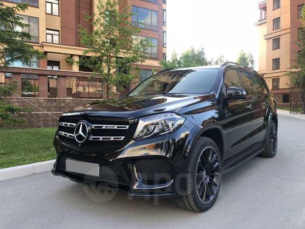 Mercedes-Benz GLS-Class, 2016 год, 3 850 000 руб.