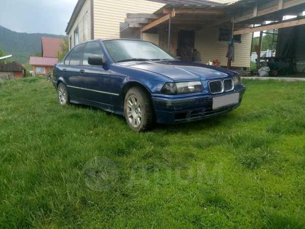 BMW 3-Series, 1991 год, 80 000 руб.