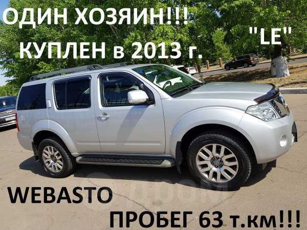 Nissan Pathfinder, 2012 год, 1 190 000 руб.