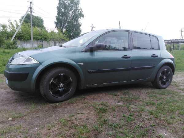 Renault Megane, 2003 год, 145 000 руб.