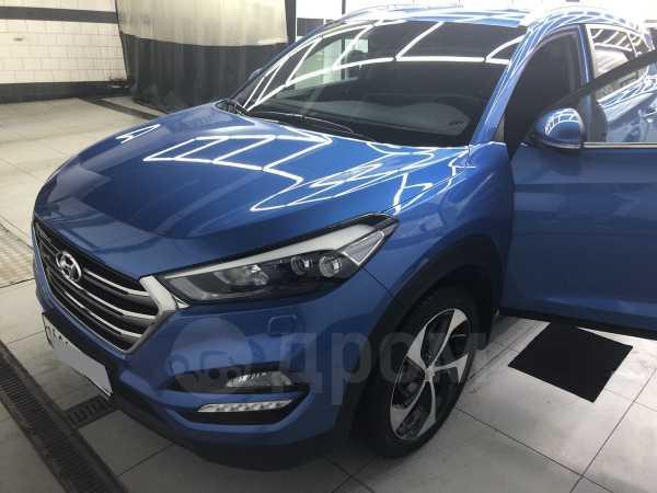 Hyundai Tucson, 2017 год, 1 777 000 руб.