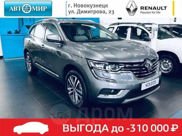 Renault Koleos, 2019 год, 2 134 784 руб.