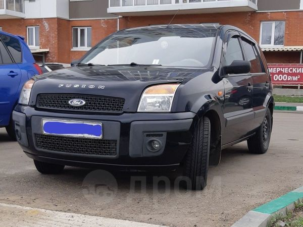 Ford Fusion, 2006 год, 225 000 руб.