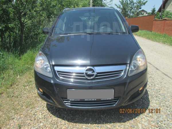 Opel Zafira, 2013 год, 565 000 руб.