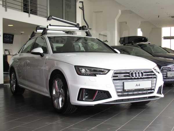 Audi A4, 2018 год, 2 780 000 руб.