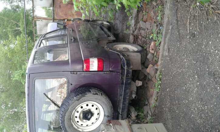 УАЗ Симбир, 2001 год, 160 000 руб.