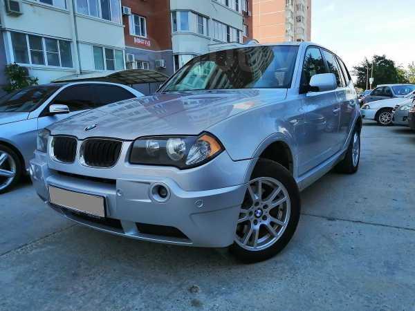 BMW X3, 2004 год, 471 000 руб.