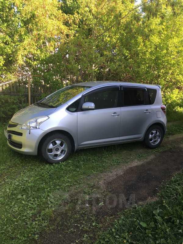 Toyota Ractis, 2008 год, 400 000 руб.
