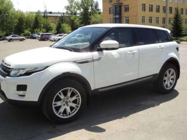 Land Rover Range Rover Evoque, 2012 год, 1 550 000 руб.