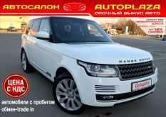 Барнаул Range Rover 2013