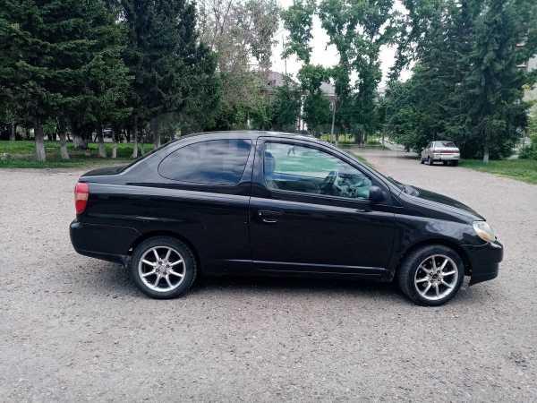 Toyota Echo, 2002 год, 210 000 руб.