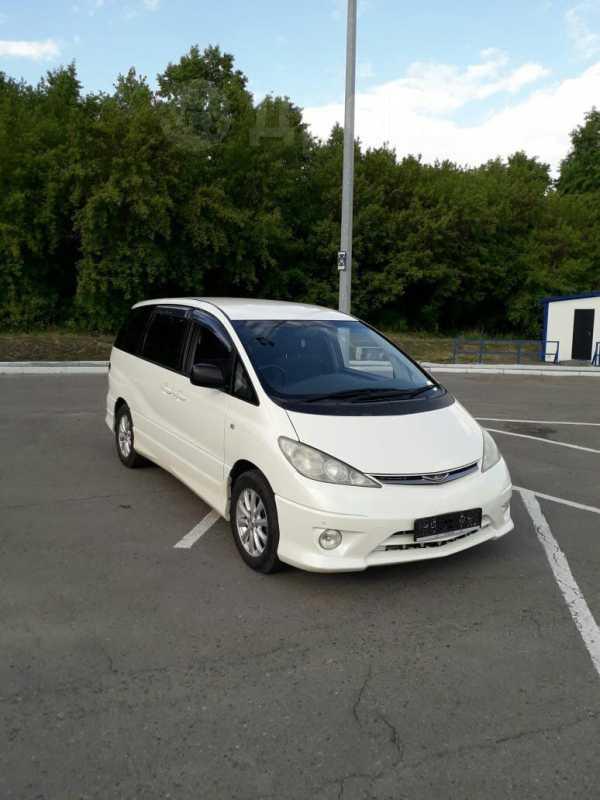 Toyota Estima, 2003 год, 585 000 руб.