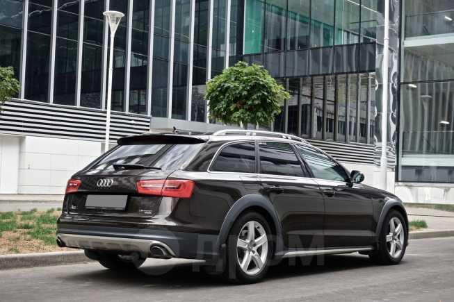 Audi A6 allroad quattro, 2014 год, 1 850 000 руб.