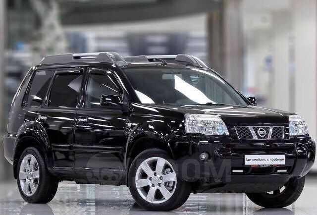Nissan X-Trail, 2004 год, 597 000 руб.