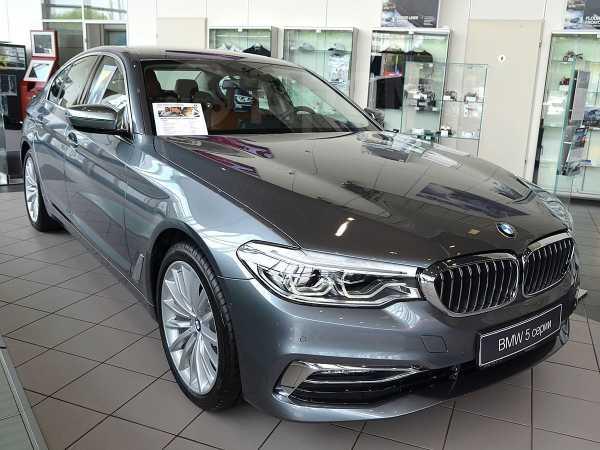BMW 5-Series, 2019 год, 4 060 000 руб.