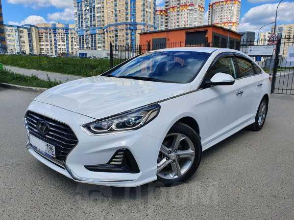 Hyundai Sonata, 2017 год, 1 110 000 руб.