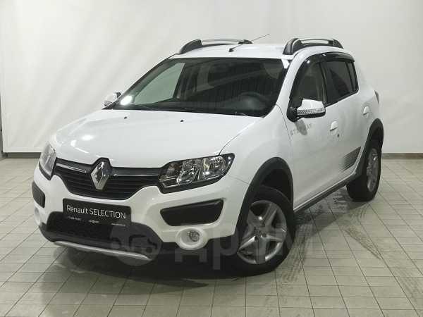 Renault Sandero Stepway, 2018 год, 800 000 руб.