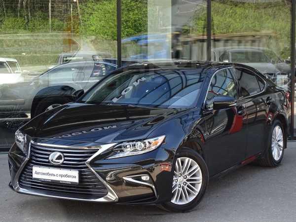 Lexus ES250, 2016 год, 1 760 000 руб.