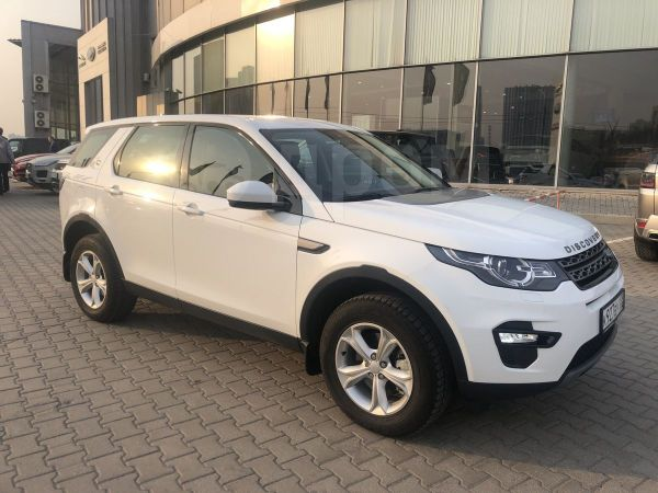 Land Rover Discovery Sport, 2018 год, 2 575 000 руб.