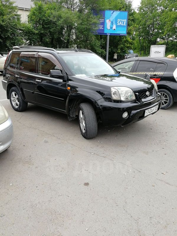 Nissan X-Trail, 2003 год, 445 000 руб.