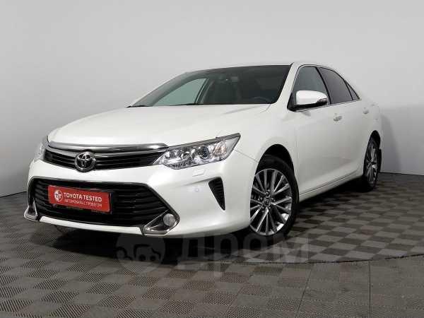 Toyota Camry, 2016 год, 1 385 700 руб.