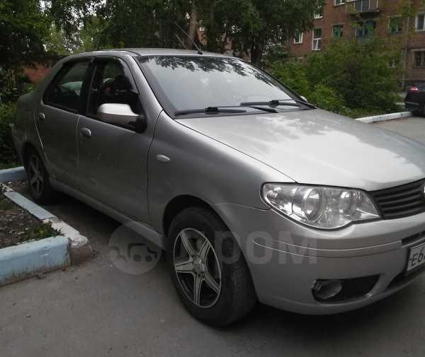 Fiat Albea, 2008 год, 169 000 руб.