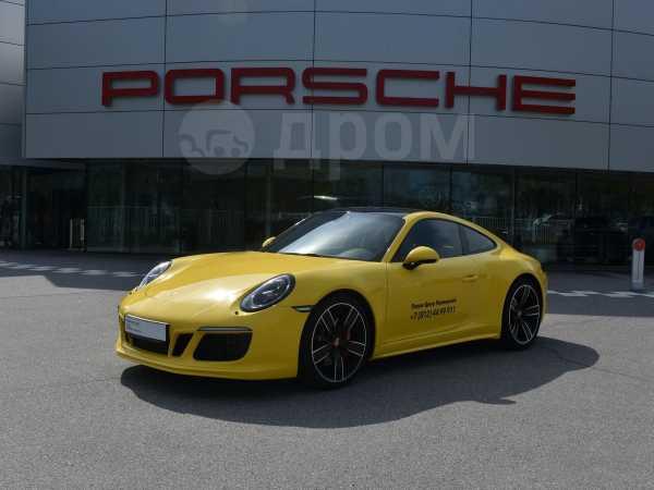 Porsche 911, 2017 год, 8 470 000 руб.