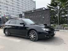Новосибирск Impreza WRX 2007