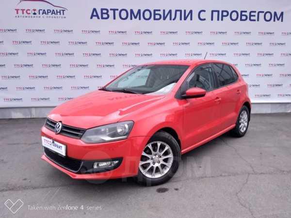 Volkswagen Polo, 2010 год, 362 300 руб.