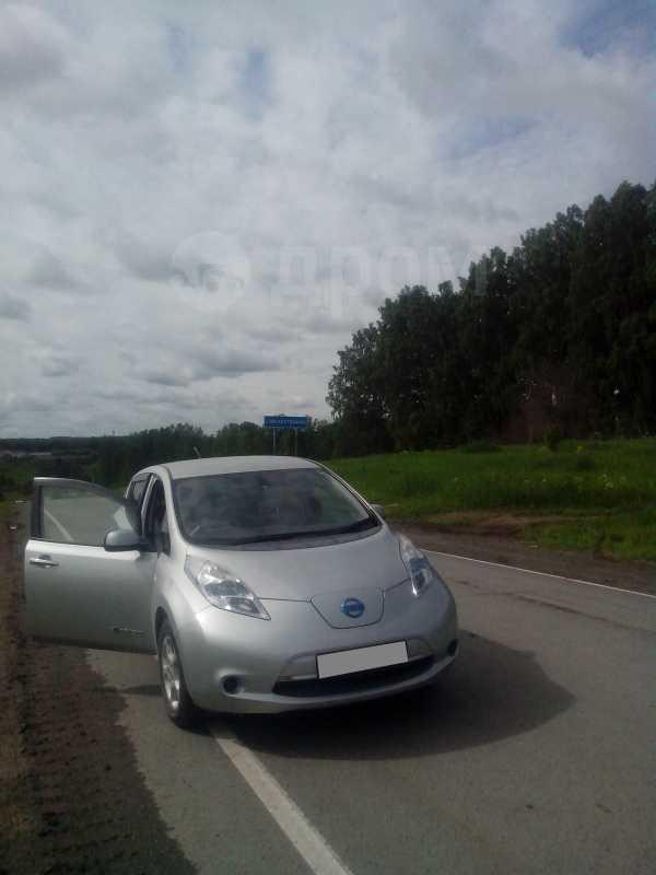Nissan Leaf, 2011 год, 512 000 руб.