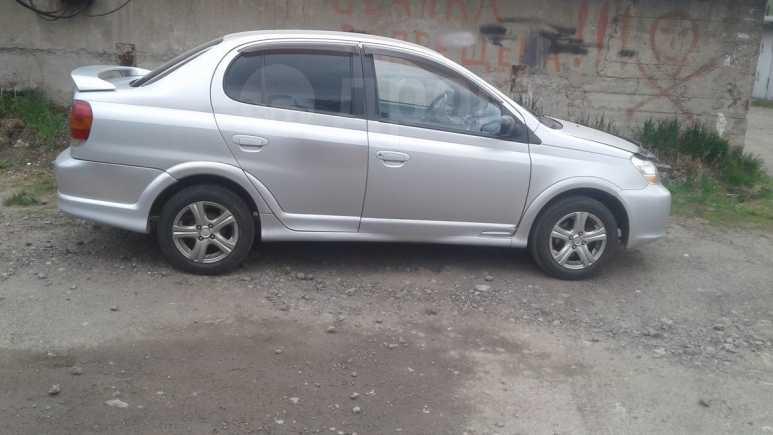 Toyota Echo, 2002 год, 300 000 руб.