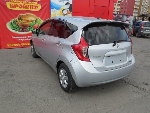 Nissan Note, 2014 год, 577 000 руб.