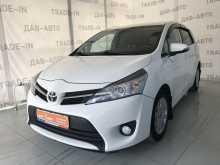 Пермь Toyota Verso 2015