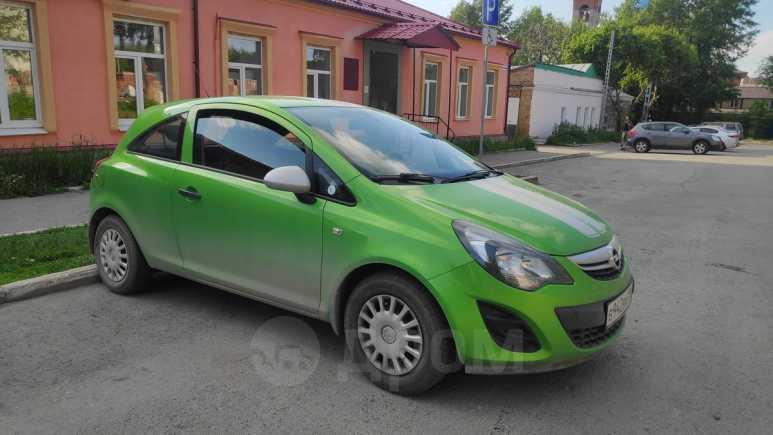 Opel Corsa, 2013 год, 470 000 руб.