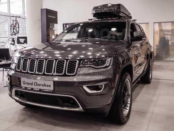Jeep Grand Cherokee, 2019 год, 3 915 000 руб.