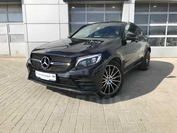 Mercedes-Benz GLC Coupe, 2017 год, 2 799 000 руб.