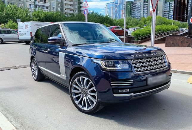 Land Rover Range Rover, 2013 год, 3 050 000 руб.