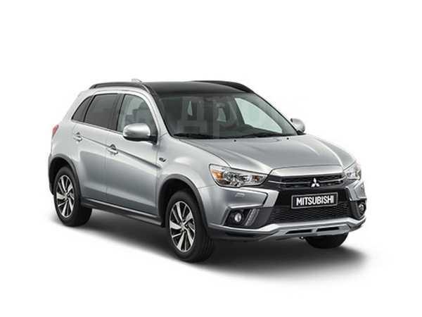 Mitsubishi ASX, 2018 год, 1 633 000 руб.