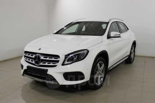 Mercedes-Benz GLA-Class, 2019 год, 2 602 000 руб.