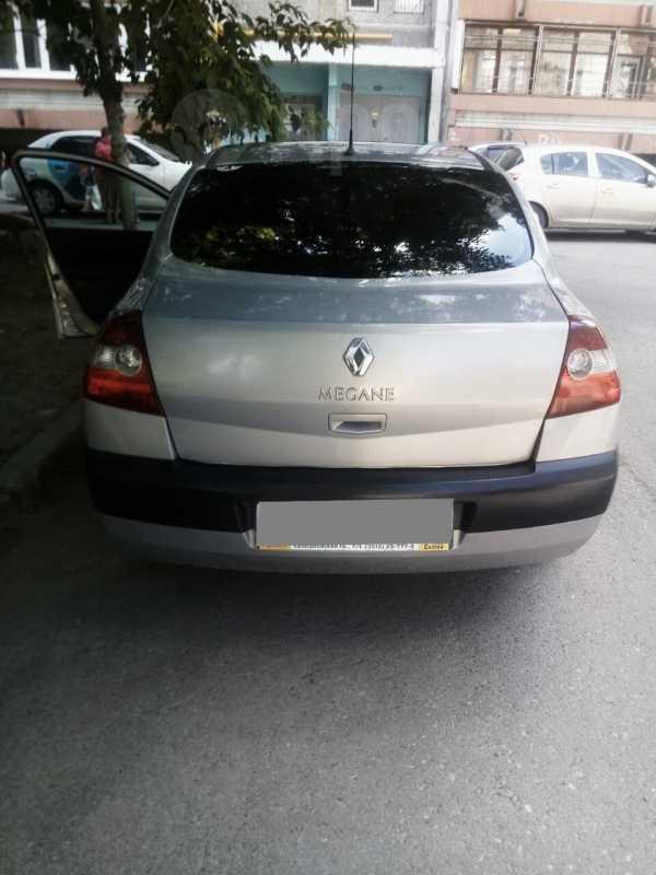 Renault Megane, 2005 год, 235 000 руб.