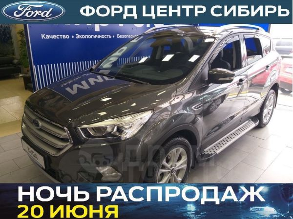 Ford Kuga, 2018 год, 1 503 000 руб.