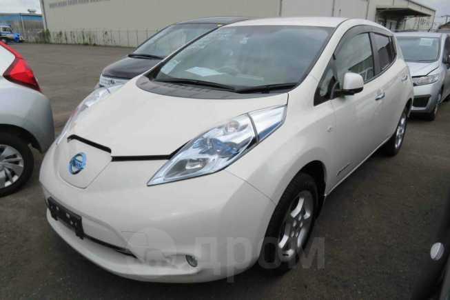 Nissan Leaf, 2012 год, 489 000 руб.