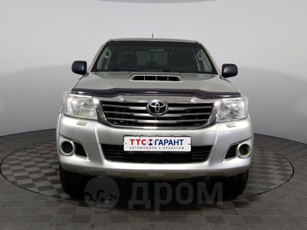 Toyota Hilux Pick Up, 2014 год, 1 098 208 руб.