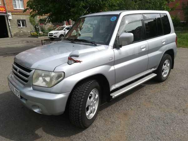 Mitsubishi Pajero iO, 2004 год, 400 000 руб.