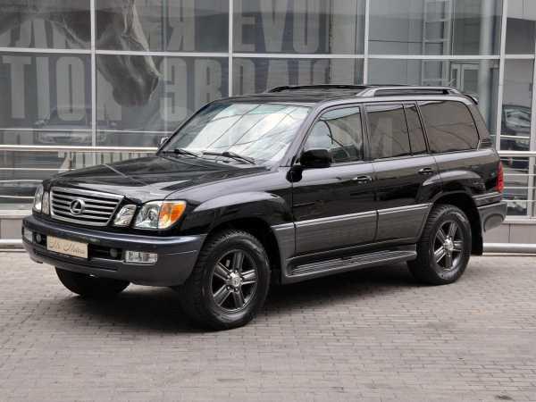 Lexus LX470, 2006 год, 1 330 000 руб.