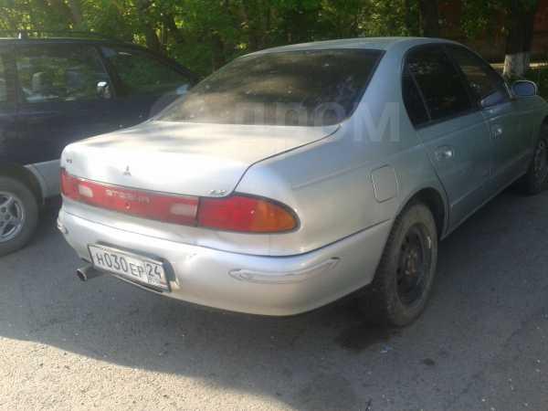 Mitsubishi Eterna, 1993 год, 55 000 руб.