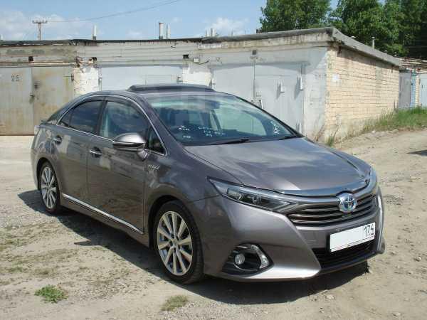 Toyota Sai, 2013 год, 1 595 000 руб.