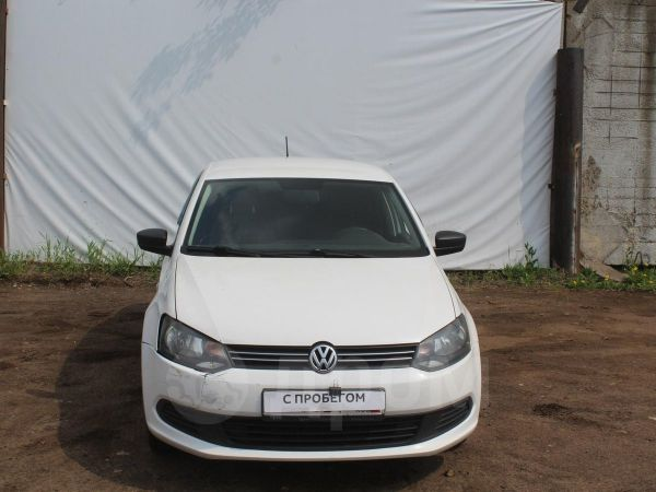 Volkswagen Polo, 2013 год, 362 400 руб.